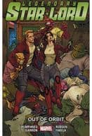 Legendary Star-Lord:Out of Orbit(4)