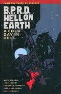 B.P.R.D.Hell on Earth:A Cold Day in Hell(平装本)(7)