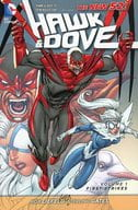 Hawk and Dove:First Strikes(The New52)(平装本)(1)