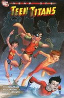 TEEN TITANS :YEAR ONE