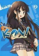 英语版)2)K-ON!