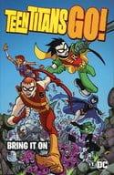 Teen Titans Go!:Bring it On