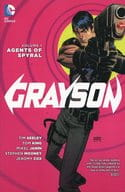 Grayson: Agents of Spyral(1)